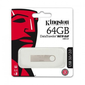 Kingston DataTraveler 64GB USB 3.0 DTSE9G2/64GB