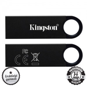 Kingston DT Mini9 128GB USB 3.0 Pendrive 180/60 MB/s