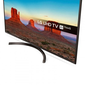 LG 55UK6400PLF 4K Ultra HD Smart LED Televízió 55