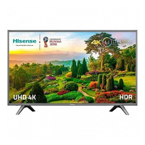 "Smart TV Hisense H49N5700 49"" Ultra HD 4K WIFI Slim Ezüst"