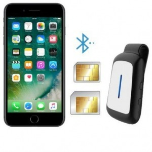 iPhone dual SIM adapter