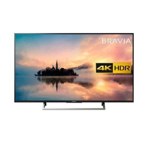 "SONY KD43XE7096 43"" ULTRA HD 4K LED USB X 3 HDR WIFI FEKETE TV"