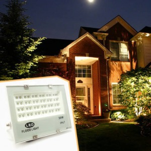 LED Floodligt reflektor 30W