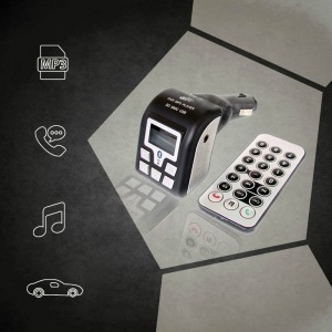SPEED Bluetooth FM Transmitter