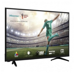 "Smart TV Hisense 32A5600 32"" HD DLED WIFI Fekete"