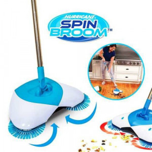 Merystyle - Hurrican Spin Broom 360° forgó seprű