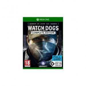 Xbox one watch_dogs complete edition