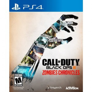 PS4 Call of Duty: Black Ops III Zombies Chronicles