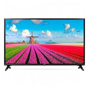 "Smart TV LG 43LJ624V 43"" Full HD Wifi LED Fekete"