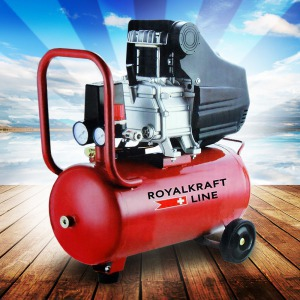 ROYAL KRAFT 25L kompresszor 1800 W