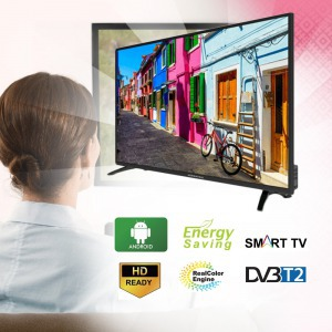 "Herenthal 32"" Full HD Smart TV - 81 cm X32ST18191001"