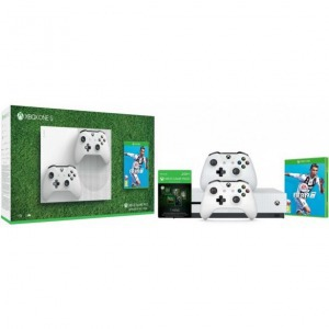 Xbox One S 1tb + 2 Kontroller + Fifa 19 + Assassin's Creed:Origins + Forza Horizon 3
