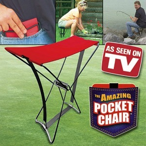 Pocket Chair - Zsebszék