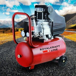 ROYAL KRAFT 50L kompresszor 2200 W