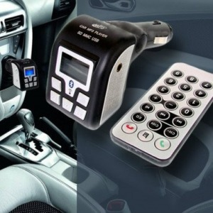 Bluetooth FM Transmitter