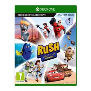 Xone pixar rush definitive edition