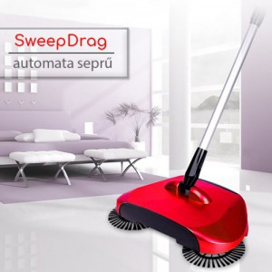 Sweep Drag 360°-os automata seprű