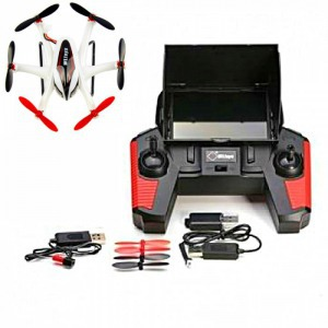 Multi-drón online kamera + monitor - hexacopter - 2.4 GHz