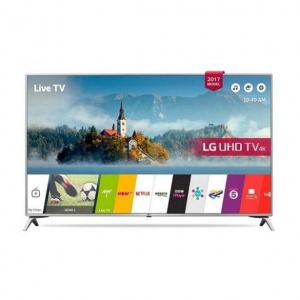 "Smart TV LG 43UJ651V 43"" Ultra HD 4K LED USB x 2 HDR Wifi"