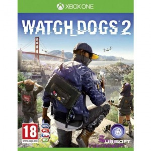 XBOX ONE Watch_Dogs 2