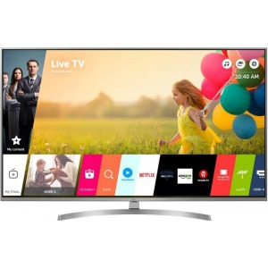 "LG 55UK7550MLA 4K Ultra HD Smart LED Televízió, 55"" (139 cm)"