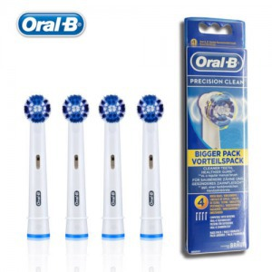 Oral-B Precision Clean EB20-4 pótfej - 4db