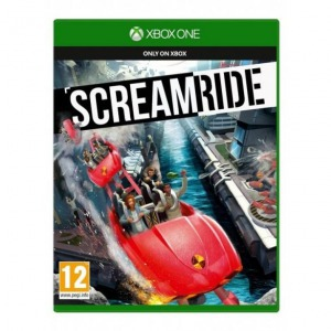 XBOX ONE - ScreamRide