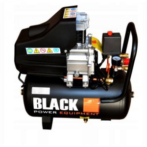 Black légkompresszor (50 liter, 8 bar, 2800W) 12854