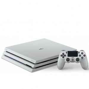 Playstation 4 Pro 1TB, Glacier White konzol