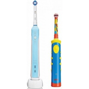Braun Oral-B D16.513U+D10.51K Professional Care 500+Kids Mickey Family Edition elektromos fogkefe
