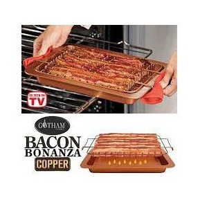 Crispy Tray Gotham Steel Bacon Bonanza