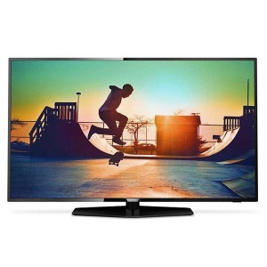 "Smart TV Philips 50PUS6162/12 50"" Ultra HD 4K LED Ultra Slim Wifi Fekete"