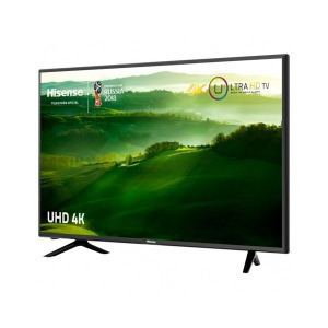"Smart TV Hisense H50N5300 50"" Ultra HD 4K DLED Fekete"