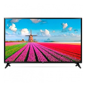 "Smart TV LG 43LJ594V 43"" Full HD LED Wifi Fekete"